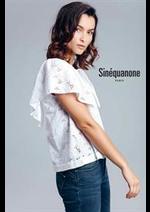 Prospectus Sinequanone : Soldes Femme