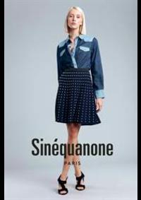 Prospectus Sinequanone CERGY : Collection Jupes