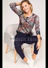 Prospectus Armand Thiery ARCUEIL : T-Shirts Femme
