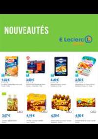 Prospectus E.Leclerc drive L'aigle : Nouveautés