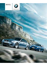 Journaux et magazines BMW : BMW M5