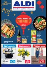 Prospectus Aldi L'Aigle : Spécial Nouvel an Chinois