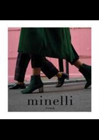 Prospectus Minelli Strasbourg 15 RUE DES GRANDES ARCADES : Mode Femme