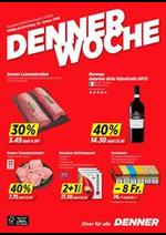 Prospectus DENNER : Denner Woche KW04