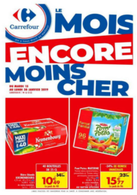 Prospectus Carrefour Express ANDERLECHT Mons  : Les formats eco