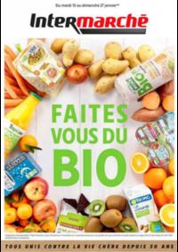 Prospectus Intermarché Clabecq - Tubize : Faites Bio