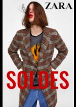 Prospectus ZARA : Zara Soldes