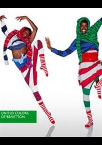 Prospectus United Colors Of Benetton ANTONY : Pré-Collection Printemps/Été - Homme
