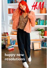 Prospectus H&M Argenteuil : H&M Happy new resolutions