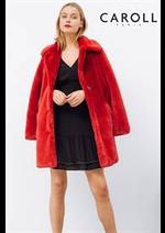 Prospectus Caroll : Robe Femme