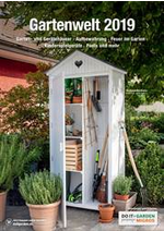Prospectus Do it + Garden : Gartenwelt 2019