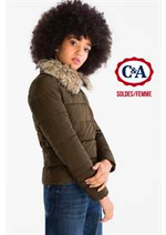 Prospectus C&A : Soldes / Femme