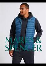 Prospectus Marks & Spencer : Manteaux & Veste Homme