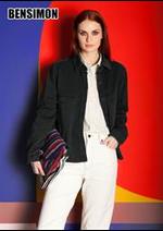 Prospectus Bensimon : Top Chemises Femme