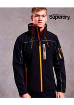 Prospectus Superdry : Collection Superdry Sport / Homme