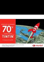 Promos et remises  : Tintin