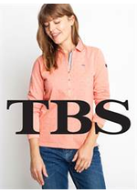Prospectus TBS : Collection Femme