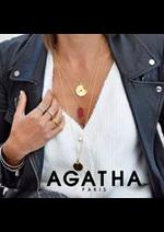 Prospectus Agatha : Collection Femme