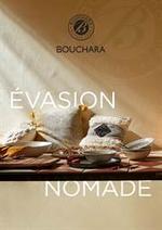 Prospectus Bouchara : Évasion nomade