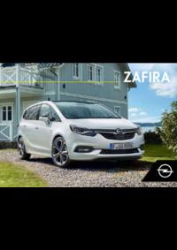 Guides et conseils Opel Éghezée : Opel Zafira