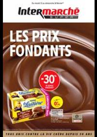 Prospectus Intermarché Super Givet : LES PRIX FONDUS