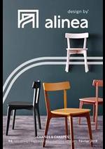 Prospectus Alinéa : Catalogue Alinéa