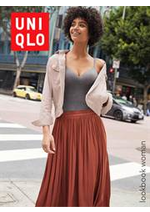 Prospectus Uniqlo : Uniqlo lookbook woman