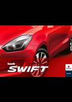 Prospectus Suzuki Auto : Swift