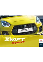 Promos et remises  : Swift Sport