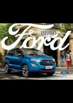 Prospectus Ford : Ecosport