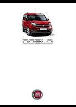 Prospectus Fiat : Fiat Doblo