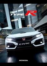 Journaux et magazines Honda France : Honda Type R