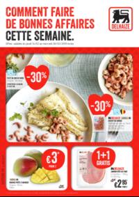 Prospectus Supermarché Delhaize Dinant : Decouvrez les promotions de la semaine