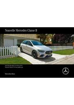 Journaux et magazines Mercedes Benz : Mercedes-Benz Classe B