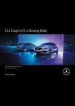 Journaux et magazines Mercedes Benz : Mercedes-Benz CLA Coupe