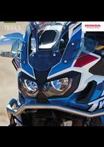 Promos et remises  : Honda Trails