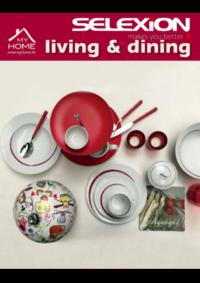 Catalogues et collections Selexion GEMBLOUX : Living & dining