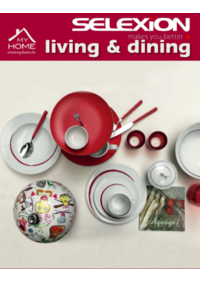 Catalogues et collections Selexion JAMBES : Living & dining