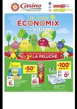 Promos et remises  : Les jours économix avec les Vitamix
