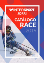 Catalogues et collections Intersport : RACE