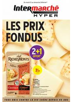 Promos et remises  : LES PRIX FONDUS