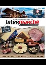 Prospectus Intermarché Contact : Raclette et fondue