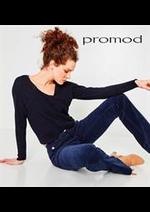 Prospectus Promod : Tenue d'Hiver