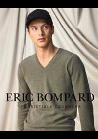 Prospectus Eric Bompard PARIS 17E : Cachemire Homme