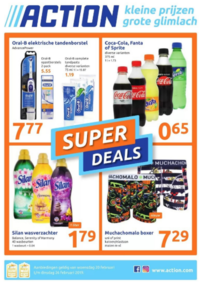 Prospectus Action BOUGE : Super Deals