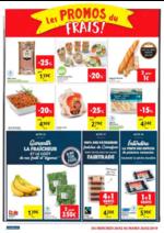 Prospectus Carrefour Market : Les promos du frais