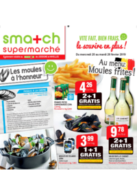 Promos et remises Match FOREST : Folder Match