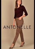 Prospectus Antonelle : Collection Pantalons & Jeans