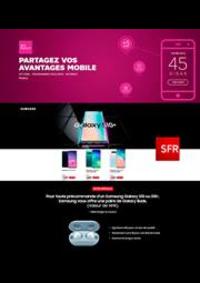 Prospectus SFR Mont-Saint-Aignan : Offres SFR