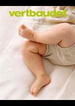Prospectus VERTBAUDET : Vertbaudet Baby